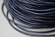 15 Metres 2mm Round Genuine Cowhide Leather Cords