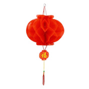 """Chinese Red Lanterns, 10"""" (25 cm) 10 pcs (More Size) For New Year, Chinese Spring Festival, Wedding, Festival, Restauran Decoration"""