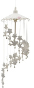 Doves & Stars Paper Hanging Mobile
