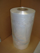 POLYTHENE GARMENT CLOTHES COVER BAG ROLL 140cm , 10KG ROLL, MADE IN UK