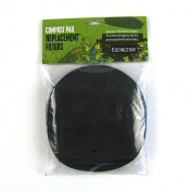 Eddingtons Deluxe Compost Caddy Spare Filters -