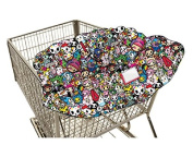 Tokidoki Ritzy Sitzy Shopping Cart & High Chair Cover- Allstars