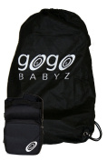 Go-Go Babyz Travelmate Accessory Pack, Black, One Size