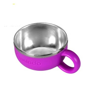 """Dazzle Colour"" Stainless Steel Bowl (Mini)"