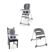 Smartclean Trio 3 In 1 High Chair Slate - 2 year warranty