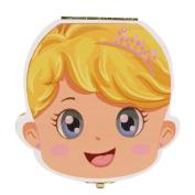 Baby Teeth BoxOdeer Tooth Box Organiser for Baby Milk Teeth Save Wood Storage Box for Kids Boy & Girl