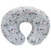 Boppy Nursing Pillow and Positioner, Black/White Doodles