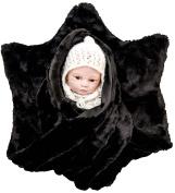 Babyzala Unisex Baby Midnight Bella Baby Zala Black