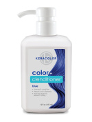 Keracolor Colour + Clenditioner (Blue) 350ml