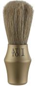 Atto Primo GOLD. Boar Shaving Brush. Made in Italy.