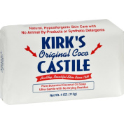 Kirk's Natural Original Castile Soap - 120ml -