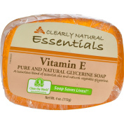 Clearly Natural Glycerine Bar Soap Vitamin E - 120ml -