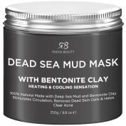 Radha Beauty Dead Sea Mud Mask with Bentonite Clay 260ml
