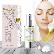 Vitamin C Serum Her Harmony 20% Vitamin C for Skin Rejuvenation With Hyaluronic Acid Made for Moisturising And Boosting Antioxidant Levels a Wrinkle-Free, Younger, Healthier Vibrant Skin