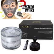 Baomabao Cleansing Removes Skin Impurities Mineral Rich Magnetic Face Mask Pore