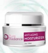 Radiant Allure Advanced Age Defying Serum & Pure Radiance Age Defying Moisturiser