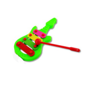TRENDINAO Baby Infants Wisdom Learning Development Kid 4-Note Guitar Xylophone Musical Toys Green