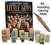 Beginner Wood Carving The Little Guys Kit