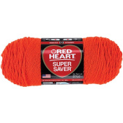Yarn Red Heart Super Saver 3251 Flame 210ml - 198 grammes - 364 yards
