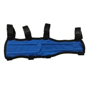Summit Archery Full Length EXTENDED Armguard - Blue