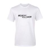 NEW Black Clover BCX Rider White Short Sleeve T-Shirt Men's Medium