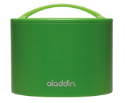 Aladdin Leak Proof Bento Lunch Box, Green, 0.6 Litre