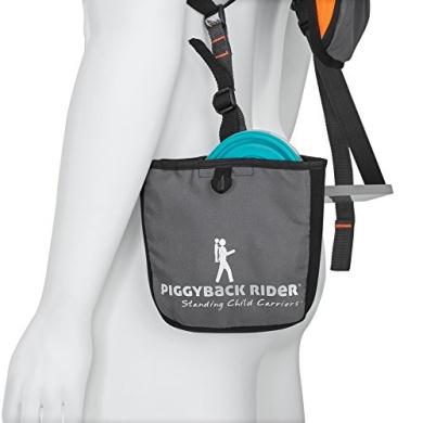 Piggyback Rider SIDE POCKET for Hiking, Camping, Travel, Amusement Parks, Festivals, Parades