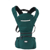 Sulida Baby Hip Seat Carrier Sling Baby Backpack Carriers 2 in 1 for Toddlers and Infants