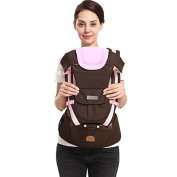 ThreeH Baby Carrier Infant Ergonomic Hip Seat BC01,Pink
