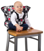Cosy Cover Easy Seat - Portable Travel High Chair and Safety Seat for Infants and Toddlers