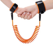SHDIBA Baby Child Anti Lost Wrist Link Toddler Safety Hook and loop Wrist Link Strap for 1 to 10 Years Old