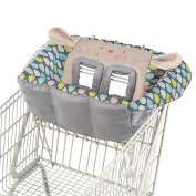 Comfort & Harmony Bryant Bunny Cosy Cart Cover in White