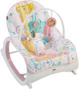 Fisher-Price Infant-to-Toddler Rocker, Pink