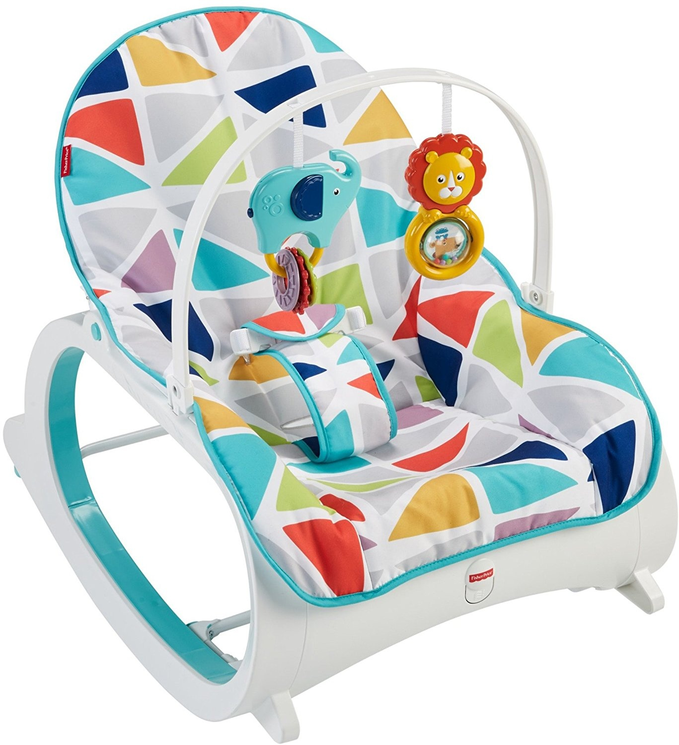 Fisher Price Infant To Toddler Rocker Gender Neutral By Pink Share This Product