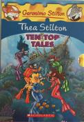 Geronimo Stilton Thea Stilton Ten Top Tales Book Set Collection