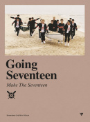 SEVENTEEN - Going Seventeen (3rd Mini Album) [Make The Seventeen Ver.] CD with Folded Poster Extra Photocard Set