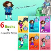 Alice Miranda (1-6 ) 6 Books Boxed Set Collection by Jacqueline Harvey