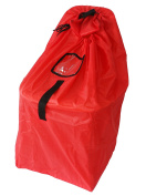Car Seat Travel Bag 210D Gate Cheque Bag,Red