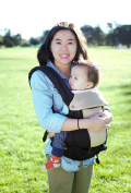 All Seasons 360 Ergonomic Baby Carrier - 6 Position, No Infant Insert Needed, Adapt to Every Baby from Day 1 - UNIVERSAL