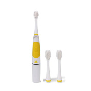 MYUS Intelligent Child Sonic Toothbrush LED Light Child Electric Toothbrush Smart Reminder SG-618 for Baby Child Kid with Extra 2 Replaceable Brush Heads