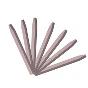 KADS 10PCS Nail File Manicure File Nail Tool Nail Pumice Stone Cuticle Pusher.used either wet (manicure) or dry (artificial nails