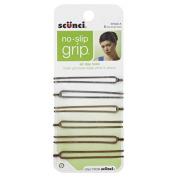 Scunci No-Slip Grip Hair Pins, 6 ct. by Scunci/Conair Corporation