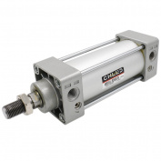Heschen Pneumatic Standard Cylinder SC 50-75 PT1/4 port 50mm Bore 75mm Stroke Double Acting
