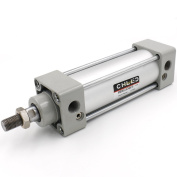 Heschen Pneumatic Standard Cylinder SC 40-75 PT1/4 port 40mm Bore 75mm Stroke Double Acting