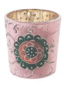 Brigitte von Boch - Ramage Tealight Pink