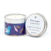 Kapula Hand Poured Scented Tin Candle - Magnolia Peony