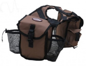 Showman Nylon Cordura Insulated Horn Bag with Buckle Closure