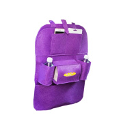 GBSELL New Car Auto Seat Back Multi-Pocket Storage Bag Organiser Holder Hanger