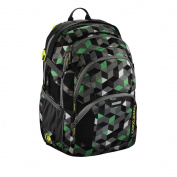 Coocazoo School Backpack JobJobber 2 Lime District Polyester