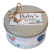 Baby's Handprint In A Tin Kit